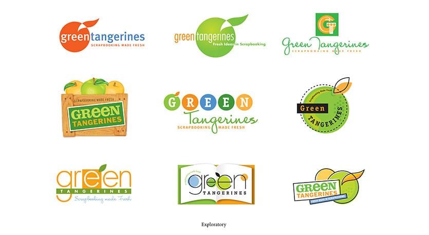 BergmanCramer | Green Tangerines