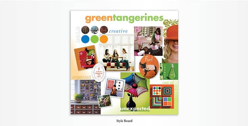 BergmanCramer | Green Tangerine