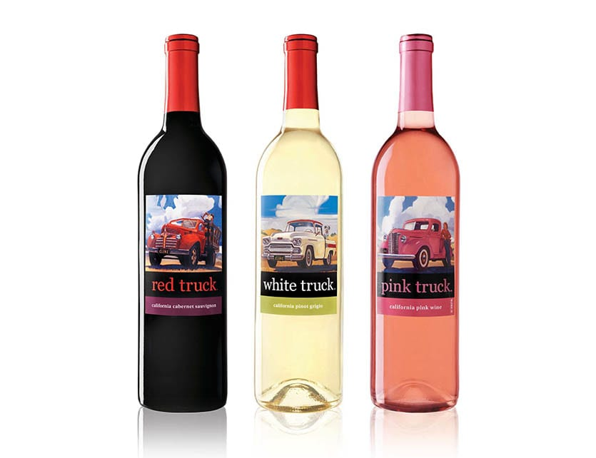 BergmanCramer | Red Truck Wine