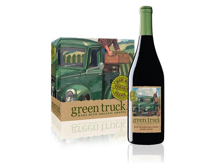 BergmanCramer   Red Truck Wine