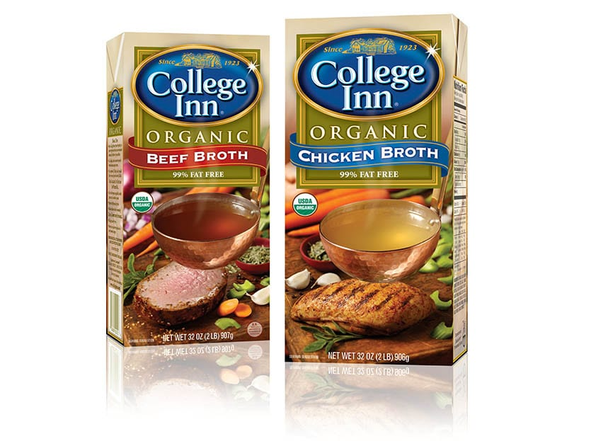 BergmanCramer | College Inn Broths