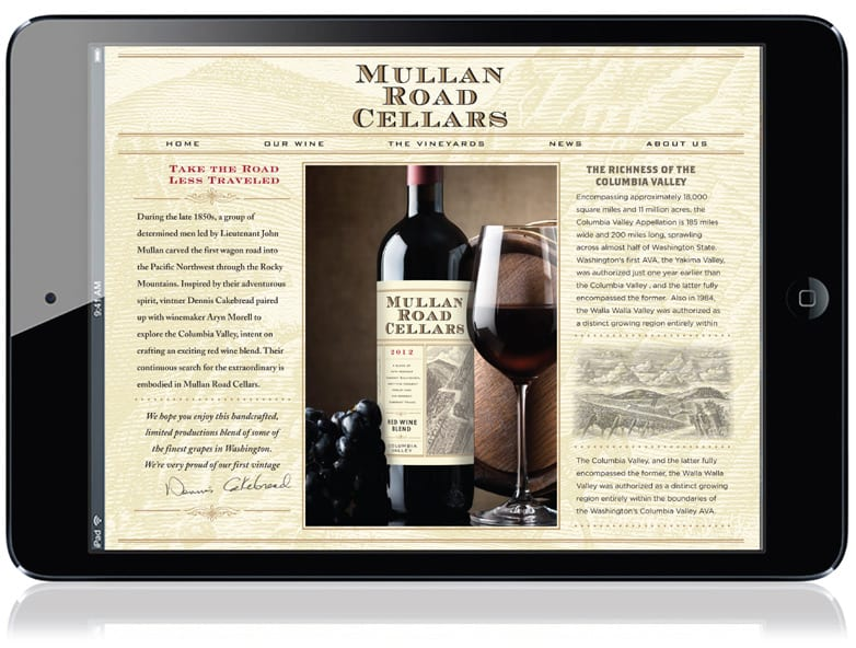 Mullan Road Cellars 3