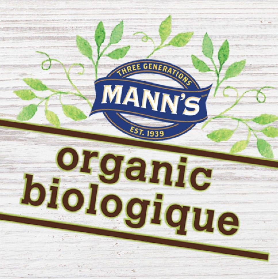 BergmanCramer | Mann's Organic