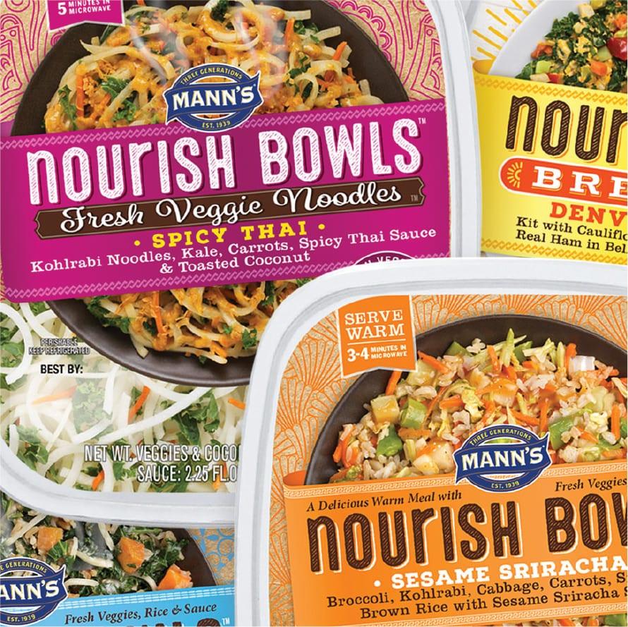 BergmanCramer | Mann's Nourish Bowls