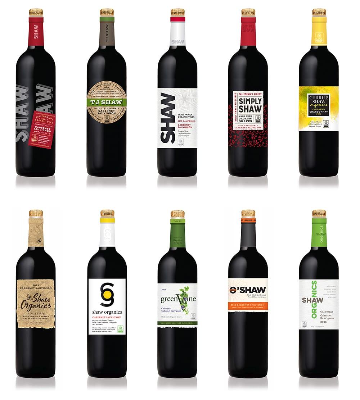 Shaw Organic Wine
